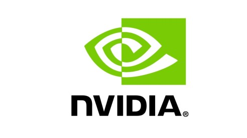Nvidia computer driver company's logo.