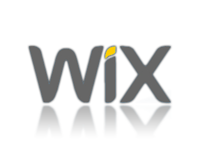 Wix.com website building company.