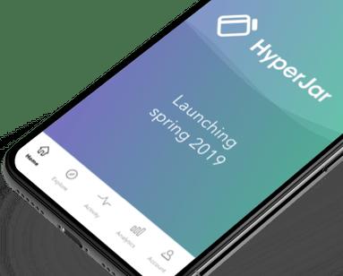 hyperjar fintech app