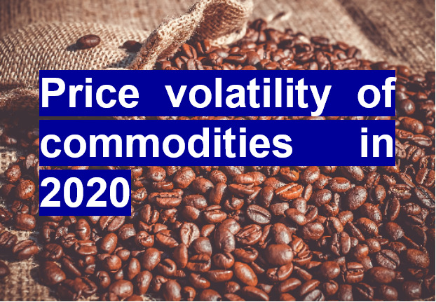 How volatile will commodities prices will be in 2020?