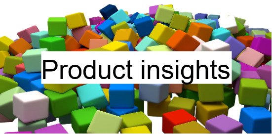 product insights service