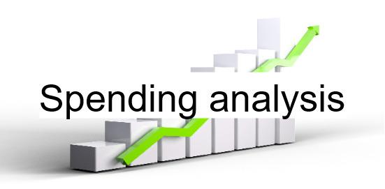 spending analysis service